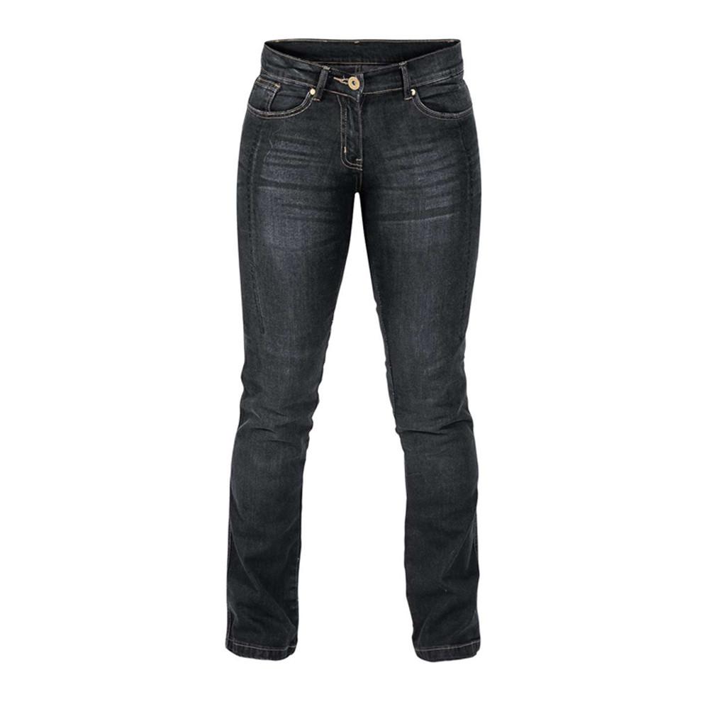 Twice Kevlar Jeans Svart Dam