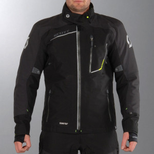 Scott Priority GT Gore-Tex Mc jacka Svart