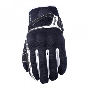 Five handske RS3 Svart/Vit