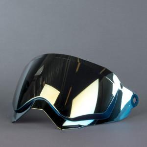 AFX FX-41DS Guld Spegel Visir