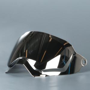AFX FX-41DS Siver spegel visir