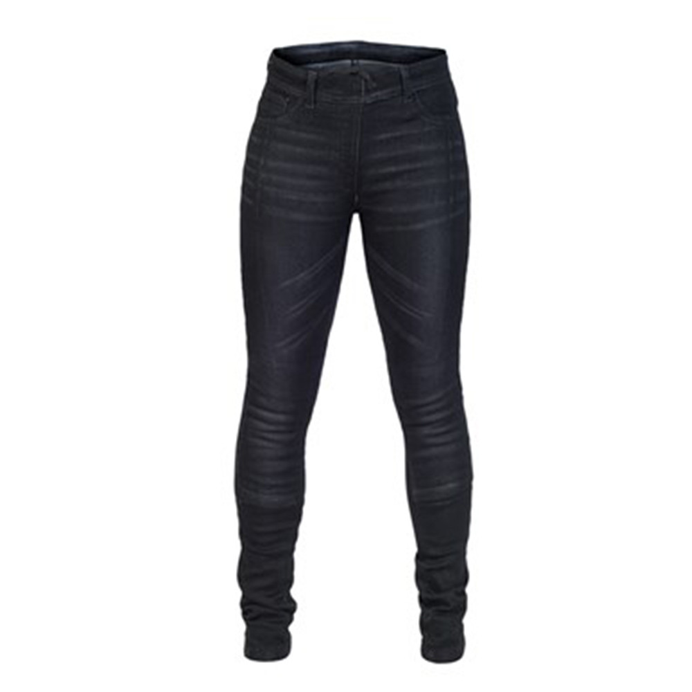 Twice Jenna Leggings Kevlarjeans Svart