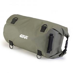 Givi EA114BK vattentät väska rulle 30ltr kaki grön