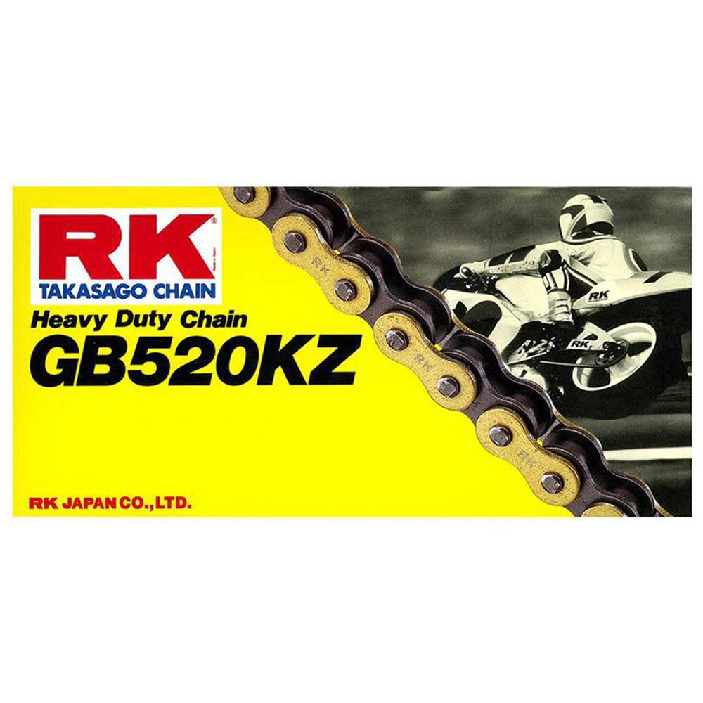RK GB520KZ förstärkt kedja +CL (kedjelås.)