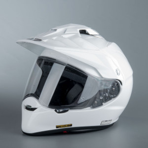 Shoei Hornet Adventure Mc Hjälm Vit