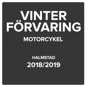Vinterförvaring 2018/2019 Halmstad