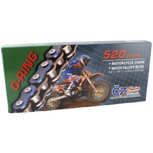 CZ Chains 520 Kedja O-ring Enduro