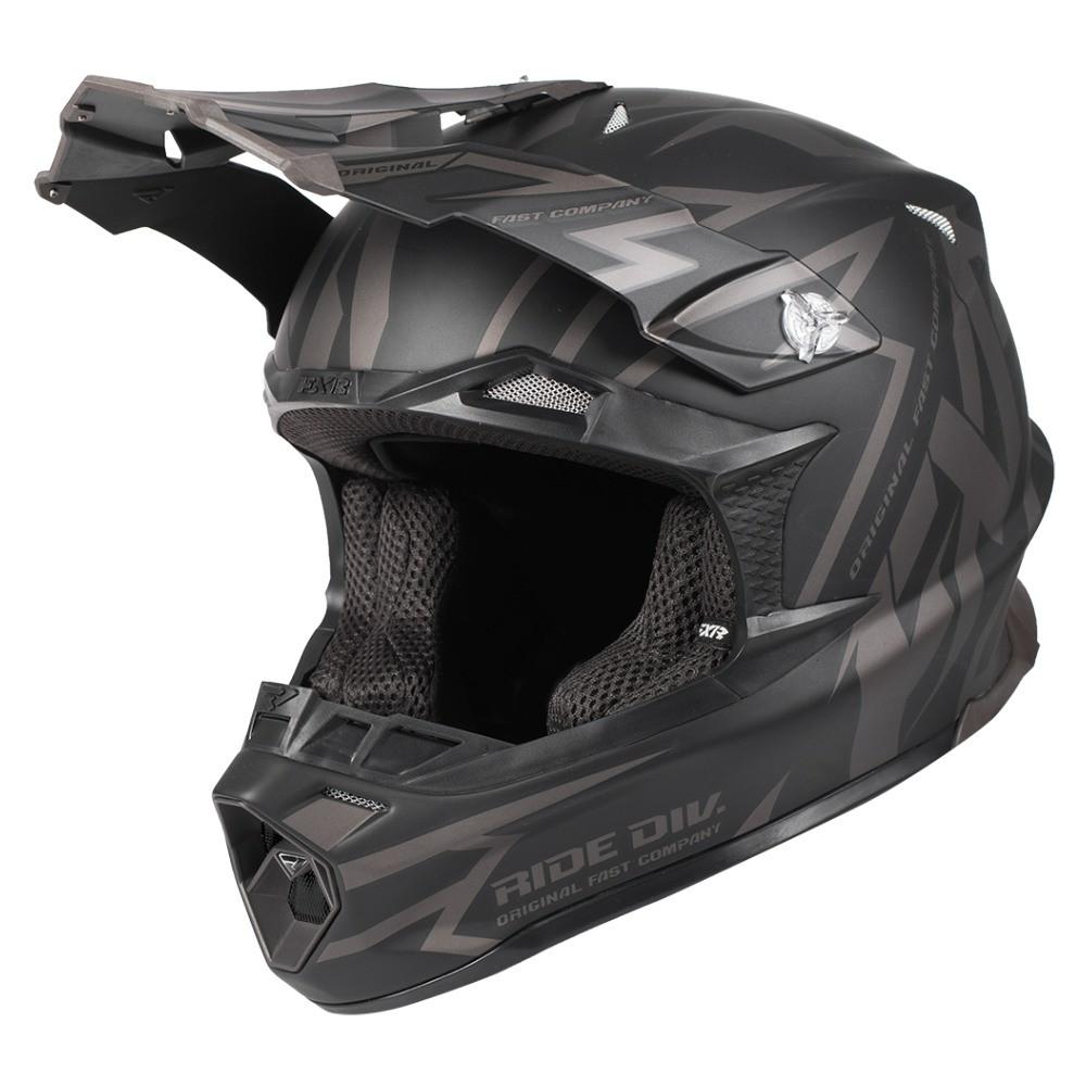 FXR Blade 2.0 Vertical Helmet Black Ops