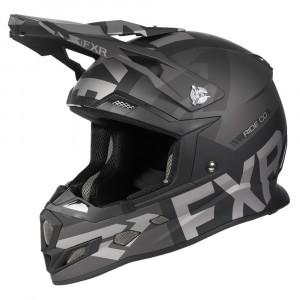 FXR Boost Evo Helmet Black Ops