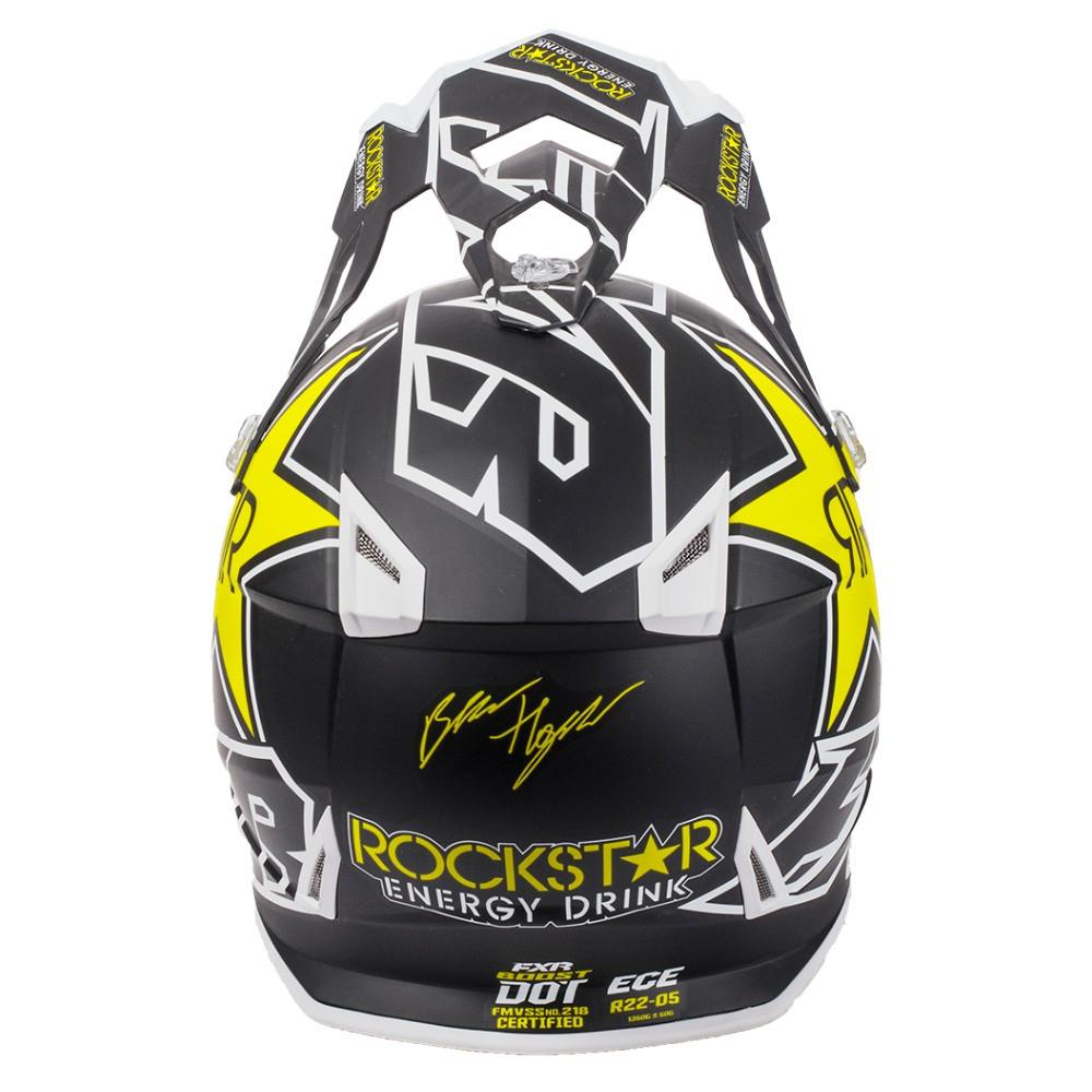 FXR Boost Rockstar Skoterhjälm Rockstar