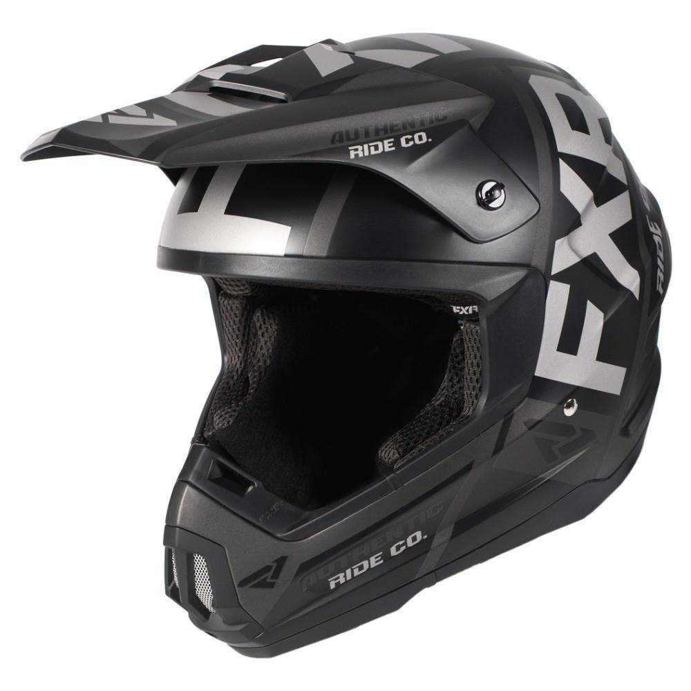 FXR Torque Evo Helmet Black Ops