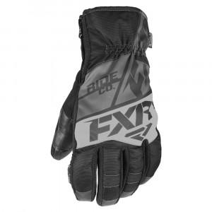 FXR Fuel Short Cuff Skoterhandske Black Ops