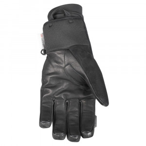 FXR Transfer Pro-Tec Leather Skoterhandske Black Ops