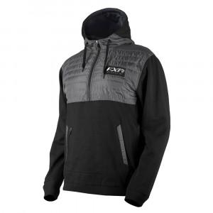 FXR Outdoor Pullover Hoodie Black Ops