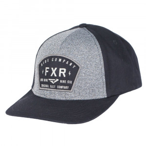 FXR Ride Co Hat Grå Heather/Svart