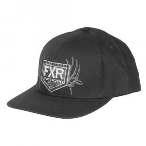 FXR Antler Hat Black Ops