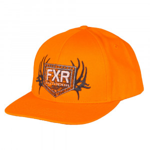 FXR Antler Hat Orange/Svart