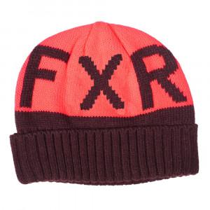 FXR Helium Beanie Plum/Coral