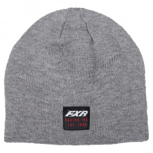 FXR Infinite Beanie Grå Heather/Röd