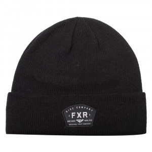 FXR Ride Co Beanie Svart