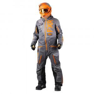 FXR Ranger Instinct Lite Skoteroverall Charcoal/Grå/Orange