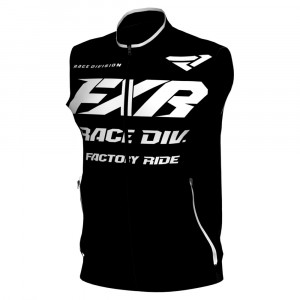 FXR Off-Road Vest Svart/Vit