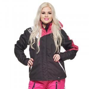 Sweep Skoterjacka Lady Blizzard - Svart/Pink/Vit