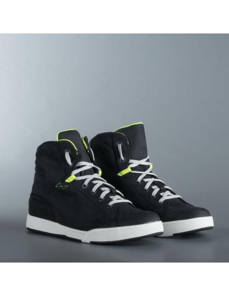 Forma Swift Dry Mc Stövel Sneaker SvartVit