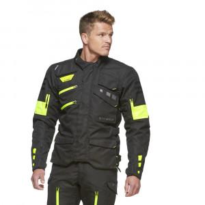 Sweep GTX Mc jacka Textil Svart/Gul