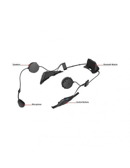 Shoei SRL intecom system för Neotec II