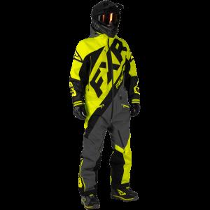 FXR M CX Lite Skoteroverall Hi Vis/Svart/Char