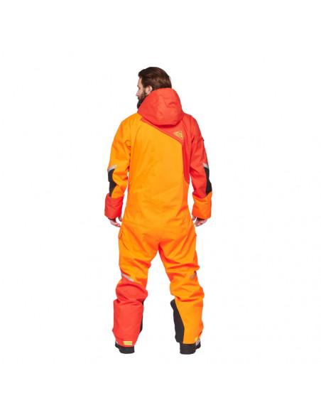 Sweep Amur Skoteroverall Orange/Röd