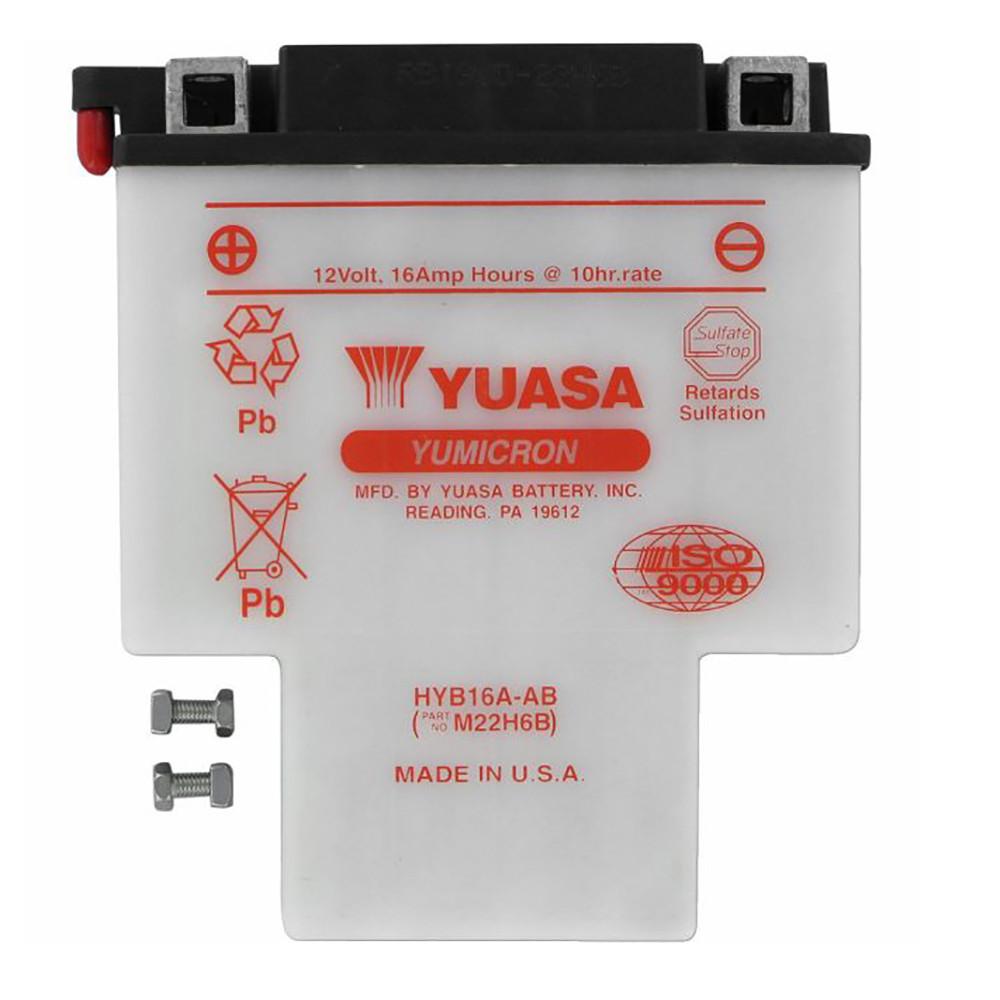 Yuasa Batteri HYB16A-AB