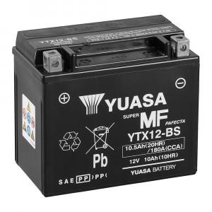 Yuasa Batteri YTX12-BS