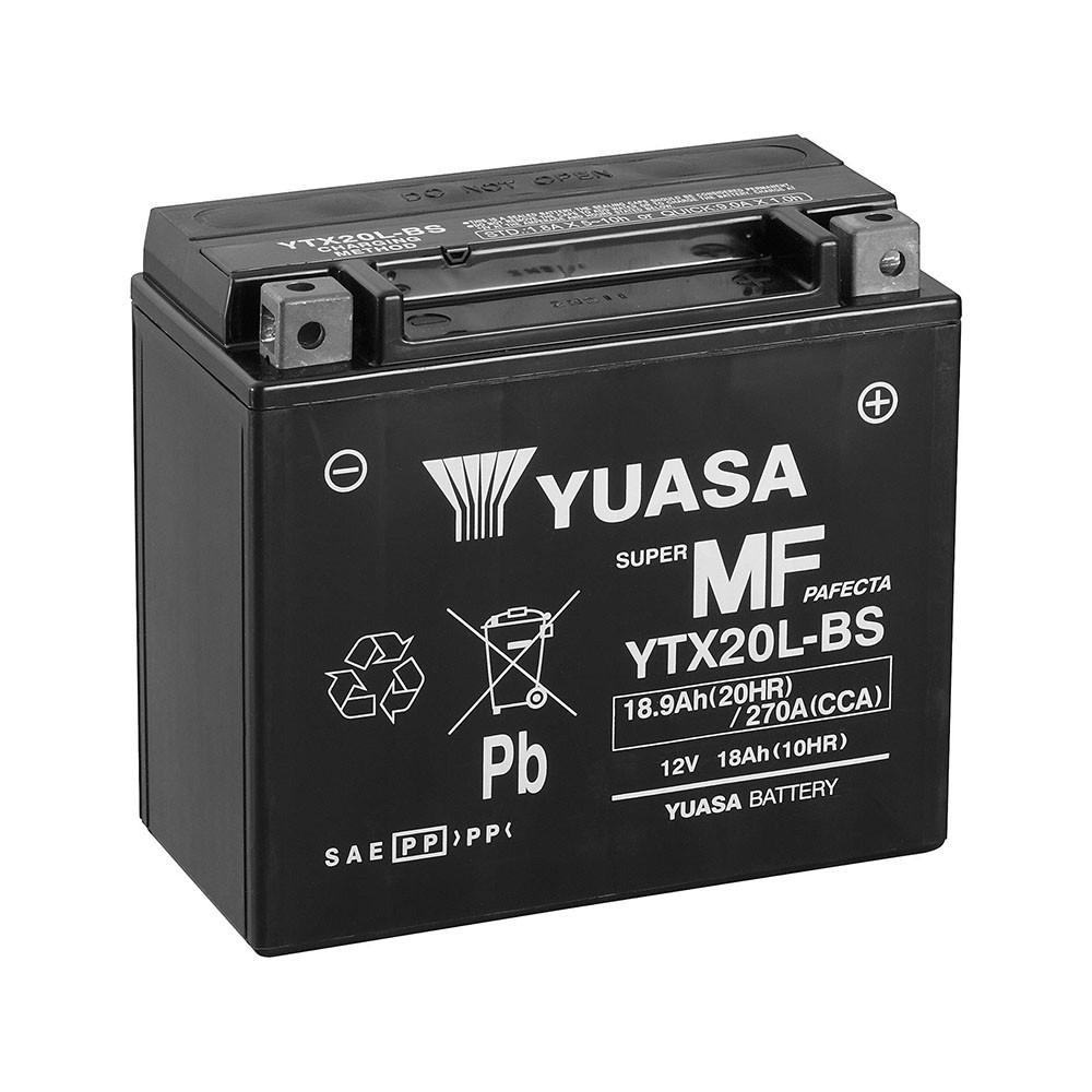 Yuasa Batteri YTX20L-BS