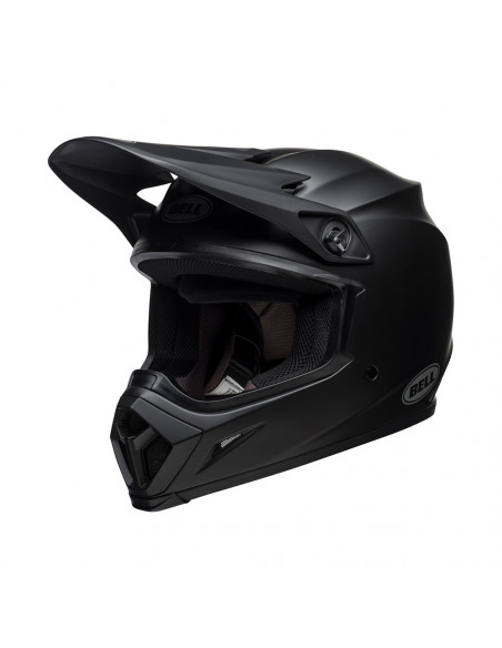 BELL MX-9 MIPS Solid Matte Black