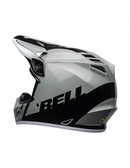 BELL MX-9 MIPS DASH Grey/Black