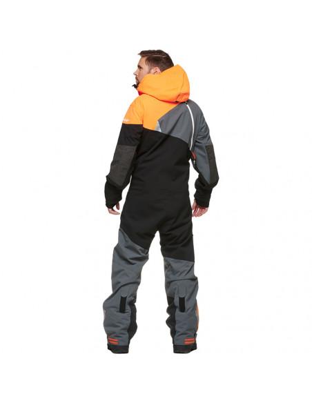 Sweep Drifter Skoteroverall Svart/Orange