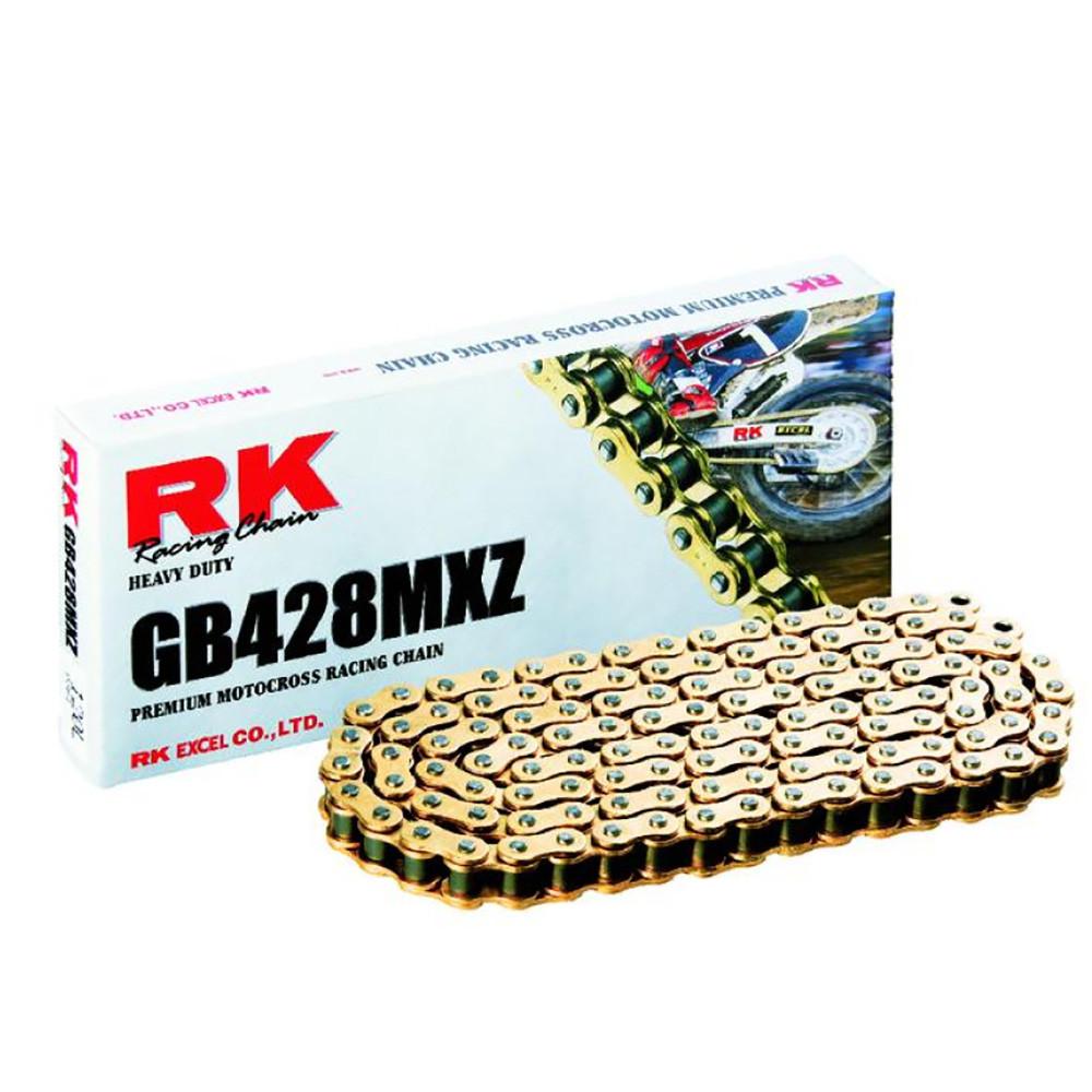 RK Kedja Heavy Duty GB428MXZ Guld