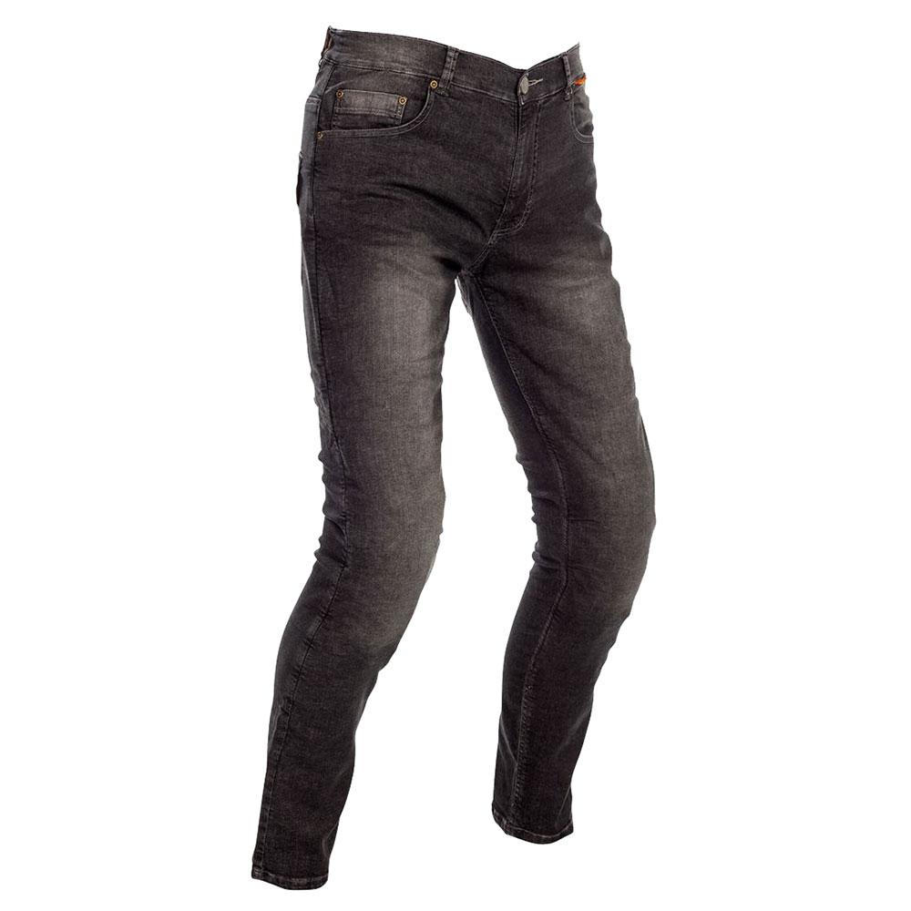 Richa Mc byxor Epic Jeans Kevlar Grå