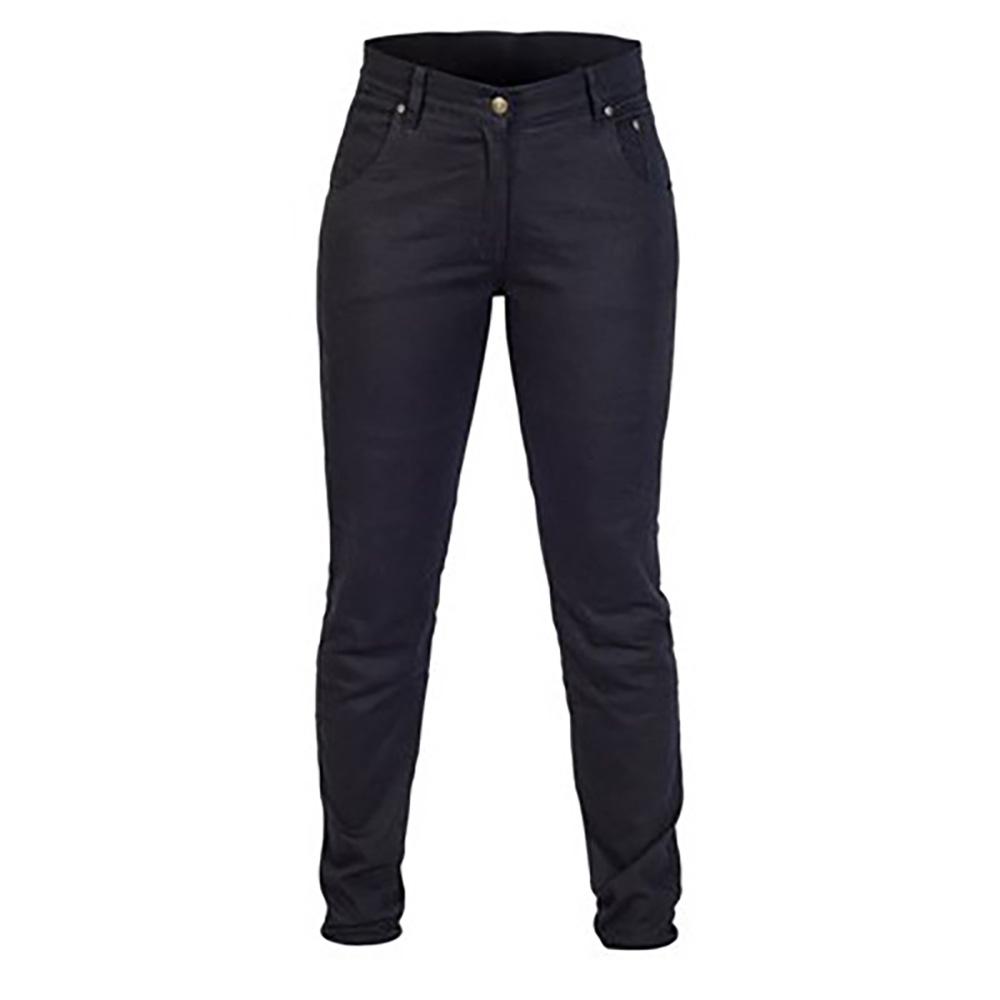 Twice Tina Kevlar Jeans Slim Fit Dam Svart