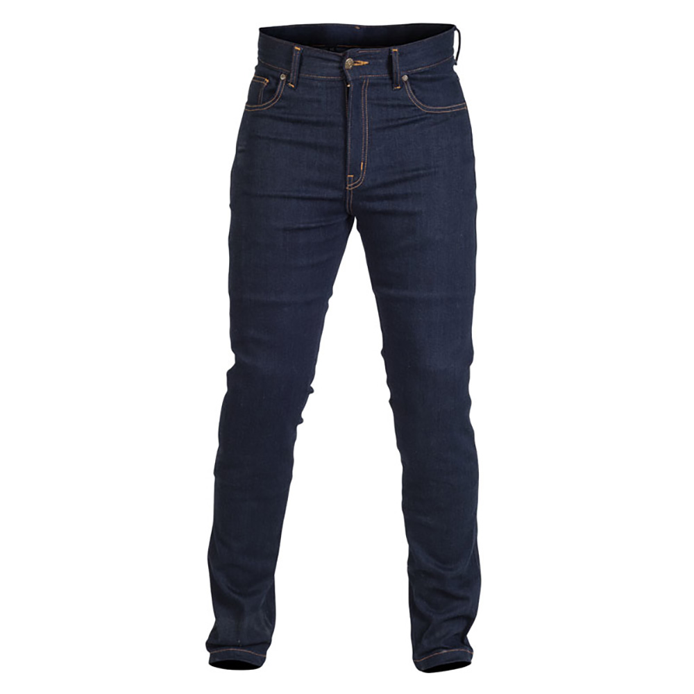 Twice Doro Mc Kevlar Jeans Slim Fit Blå Dam