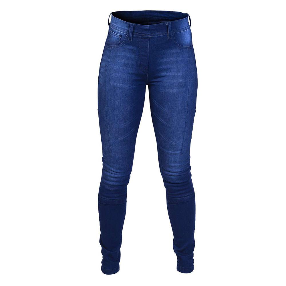 Twice Kevlar Jeans Pam Leggings Blå Dam