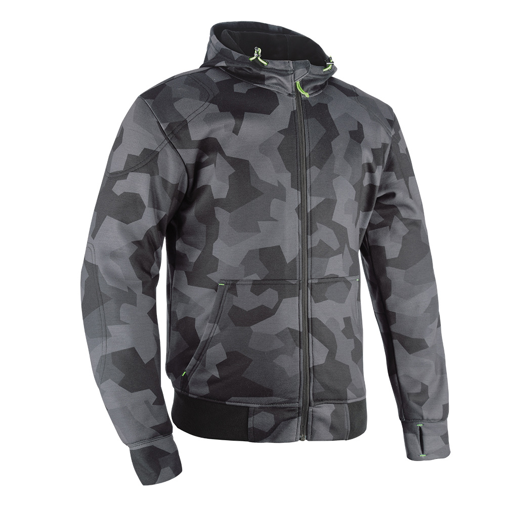 Oxford Hoodie Super Strong CE Camo